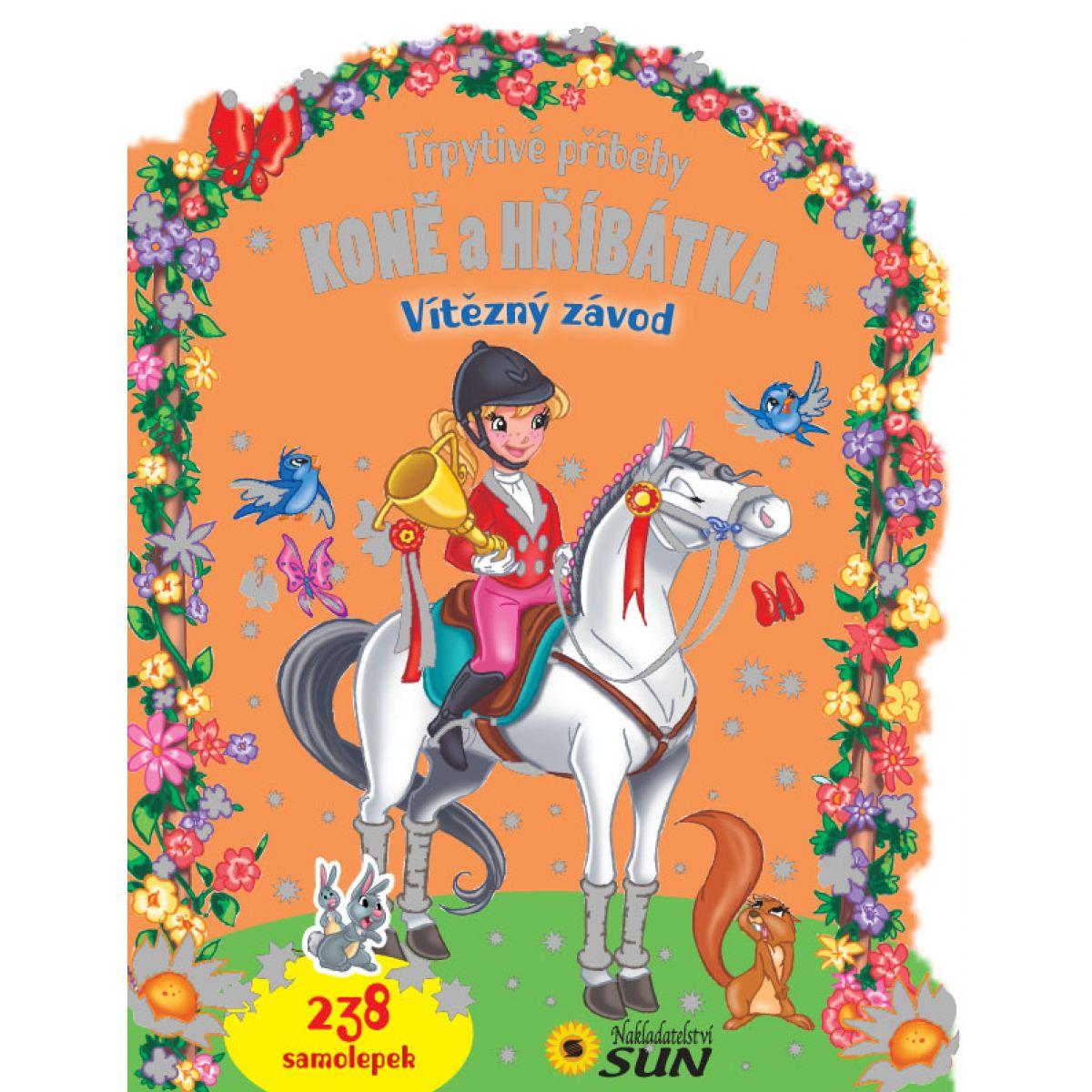 Sun Koně a hříbátka Vítězný závod