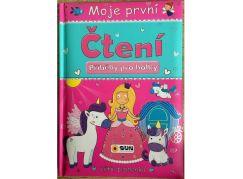 Sun Moje první čtení příběhy pro holky