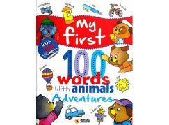 Sun My first 100 words Adventures