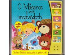 Sun O Mášence a třech medvědech zvuková knížka