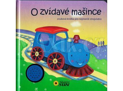 Sun O zvídavé mašince - zvuková knížka