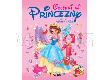 Sun Oblékni si princezny Sněhurka