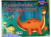 Sun Prostorová kniha O nemotorném dinosaurovi