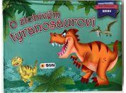 Sun Prostorová kniha O zlobivém tyranosaurovi