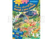 Sun Samolepkové puzzle Kniha džunglí