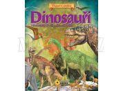Sun Tajemná knížka Dinosauři