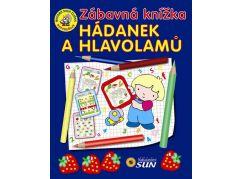 Sun Zábavná knížka hádanek a hlavolamů