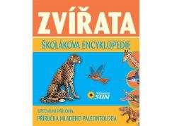Sun Zvířata školákova encyklopedie