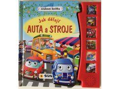 Sun Zvuková kniha Jak dělají Auta a Stroje