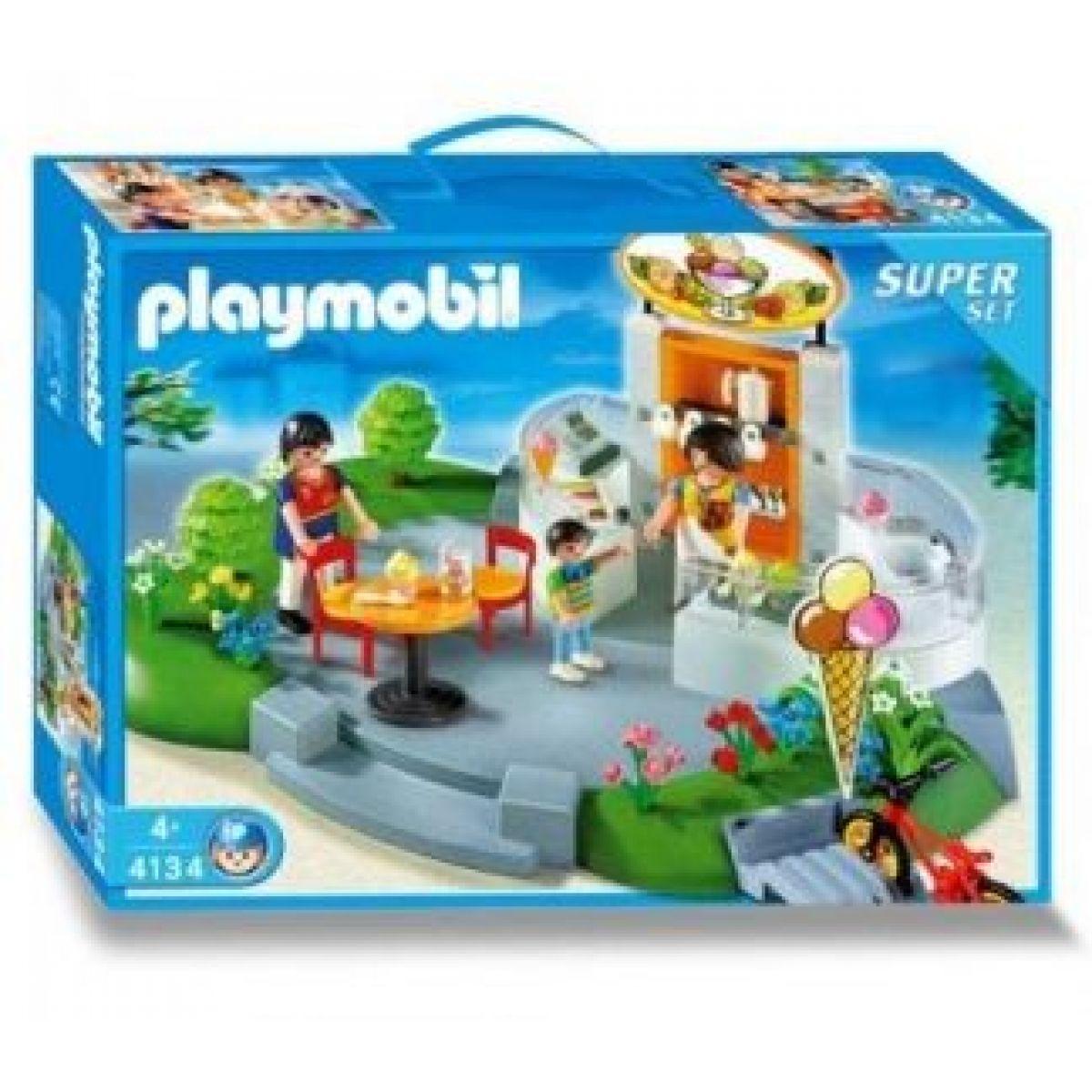Super Set -  Cukrárna Playmobil 4134