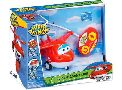 Super Wings Jett na dálkové ovládání