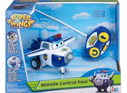 Super Wings Paul na dálkové ovládání
