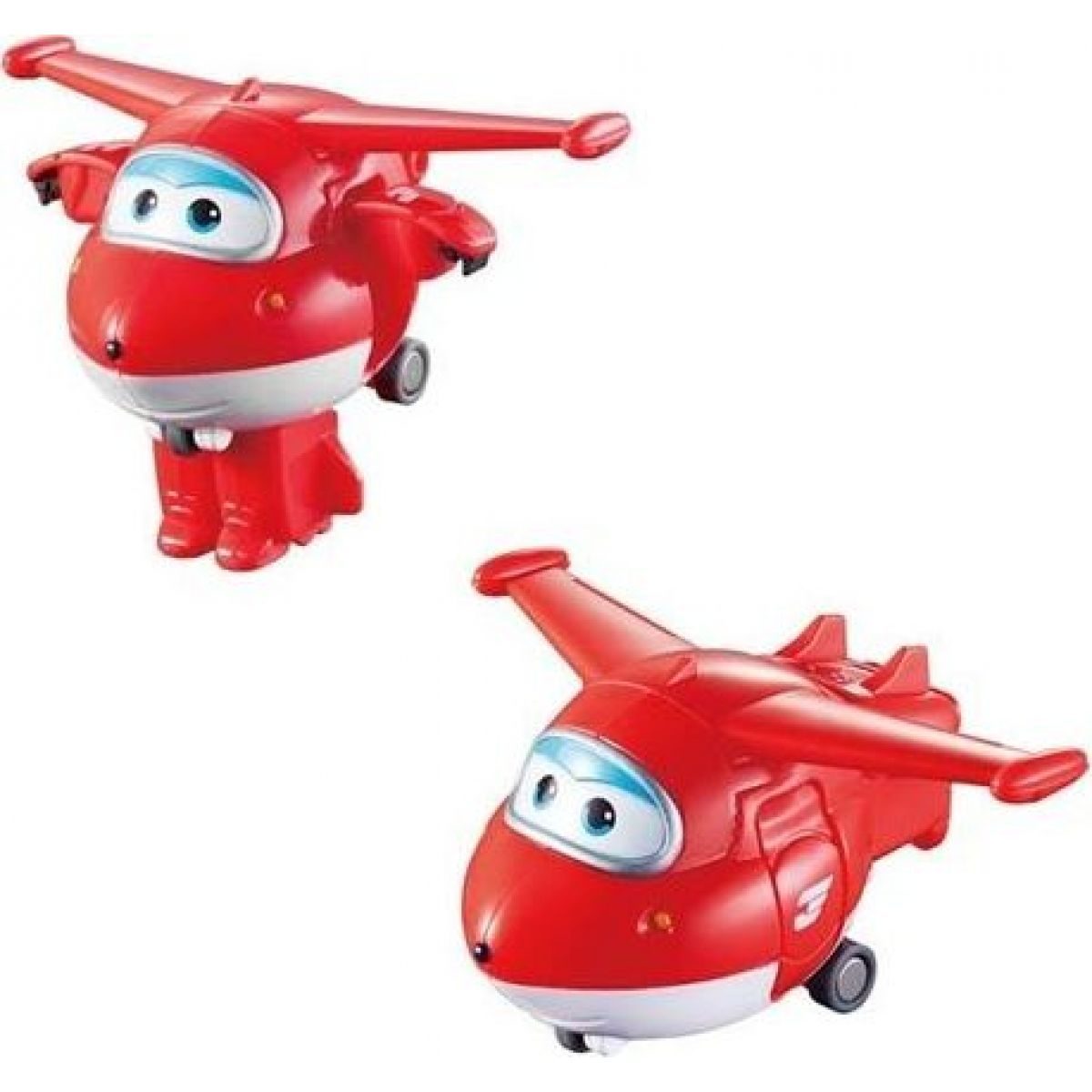 Super Wings Transformuj Robota Jett