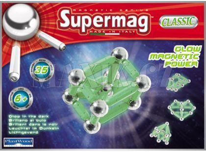 Supermag Klasik fosforeskující - 35 dílků