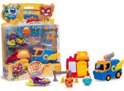 SuperZings Blister 2 figurky a vozidla