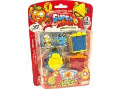 SuperZings Blister 4 figurky a skrýš