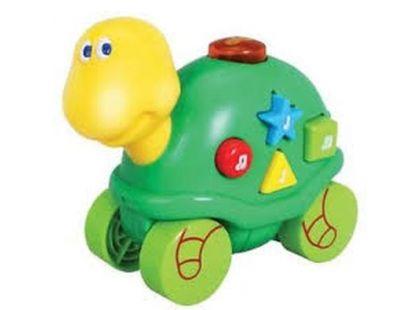 Svítící a zvukové zvířátko - Želva