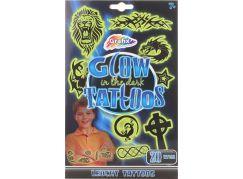 Svítící tetování chlapecké