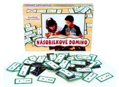 Svoboda Násobilkové domino - malá násobilka 60ks