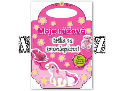 Svojtka Moje růžová taška se samolepkami