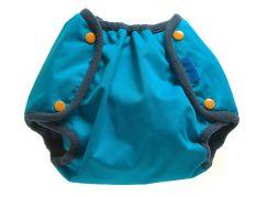 Svrchní kalhotky Haipa-daipa PUL - Tyrkysová  L 9-15kg
