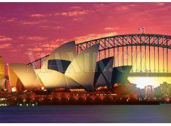 Ravensburger Sydney Opera puzzle 1000d