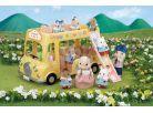 Sylvanian Families Dvoupatrový školní autobus 3