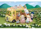 Sylvanian Families Dvoupatrový školní autobus 4