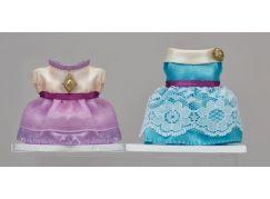 Sylvanian Families Město sada oblečků (levandulový a krajkový)