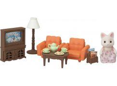 Sylvanian Families Nábytek obývací pokoj