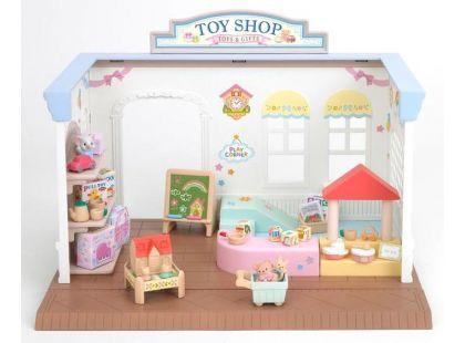 Sylvanian Families Obchod s hračkami