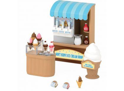 Sylvanian Families Obchod s točenou zmrzlinou