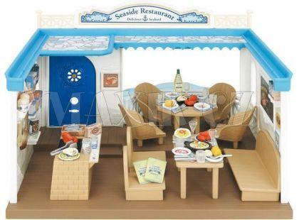Sylvanian Families Přímořská restaurace