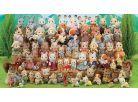 Sylvanian Families Rodina chocolate králíků 2