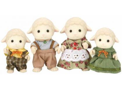 Sylvanian Families Rodina oveček