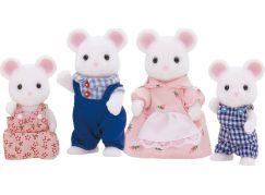 Sylvanian Families Rodinka bílých myšek