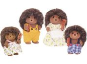 Sylvanian Families Rodinka ježků