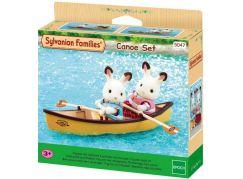 Sylvanian Families set Canoe