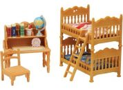 Sylvanian Families set dětský pokoj s palandou