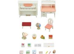 Sylvanian Families Set piano a psací stůl