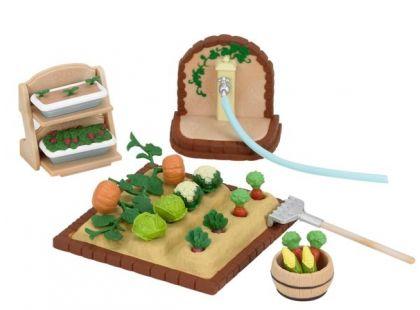 Sylvanian Families Set zahrádka se zeleninou