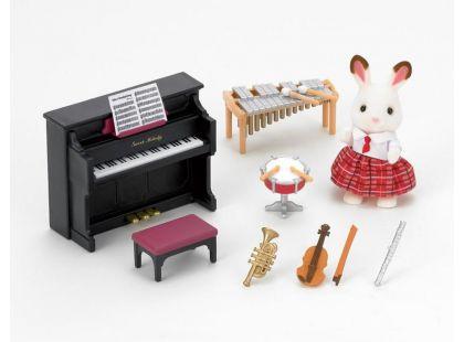 Sylvanian Families Školní hudební pomůcky set