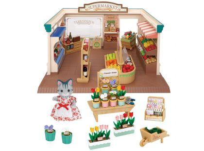 Sylvanian Families Supermarket