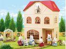 Sylvanian Families Třípatrový domeček 4
