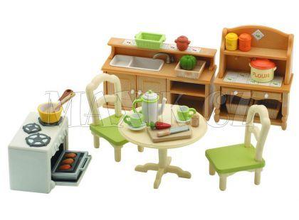 Sylvanian Families Vybavení - jídelna
