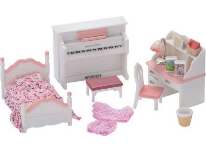 Sylvanian Families Vybavení - holčičí pokojíček