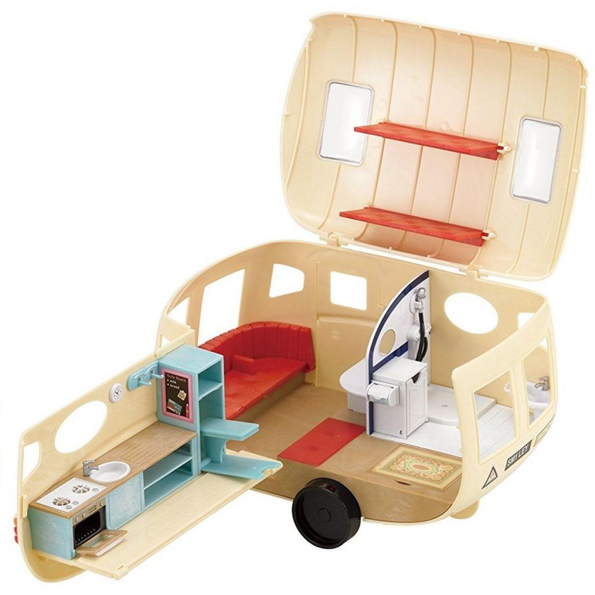 Sylvanian Families Výletní karavan
