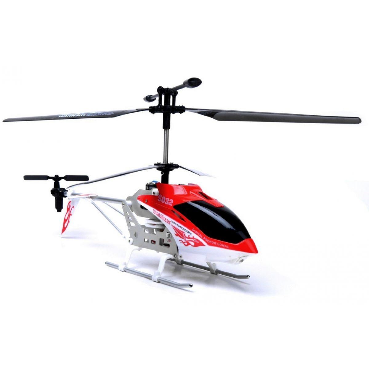 Syma RC Vrtulník 3-CH s GYRO 37cm