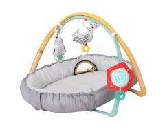 Taf Toys Hrací deka & hnízdo s hudbou pro novorozenceTaf Toys Hrací deka & hnízdo s hudbou pro novorozence - Poškozený obal