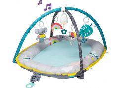 Taf Toys Hrací deka & hnízdo s hudbou pro novorozence Koala - Poškozený oball